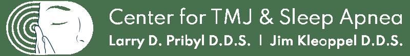 The Center for TMJ and Sleep Apnea Logo